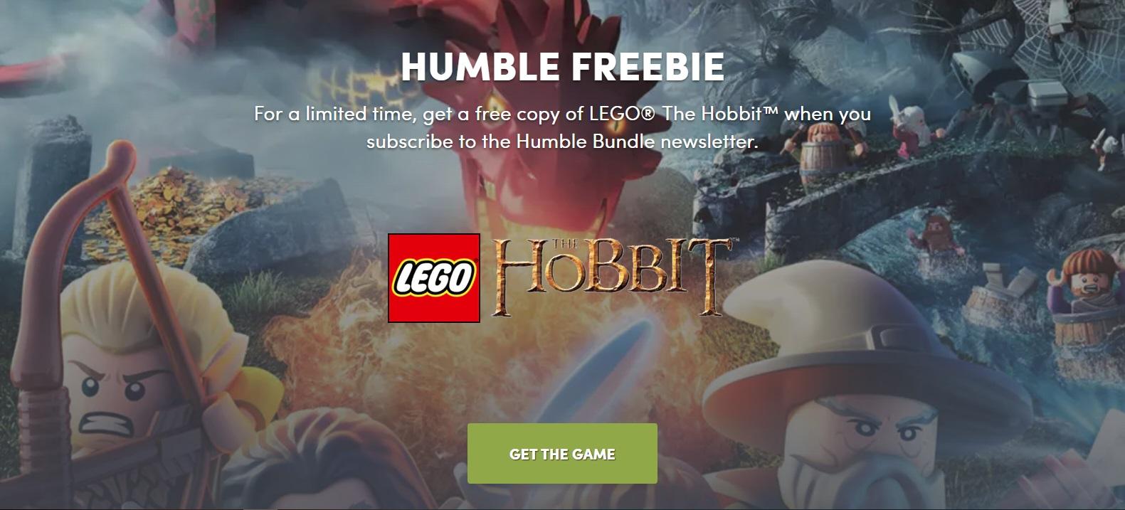 lego hobbit hamble