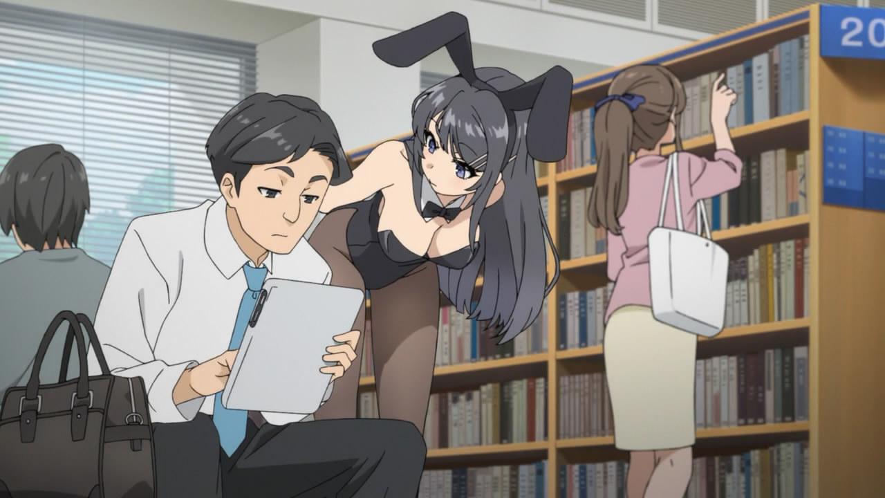 Seishun Buta Yarou wa Bunny Girl Senpai no Yume o Minai