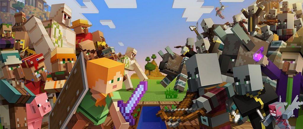 Minecraft 1.14 Village & Pillage Update