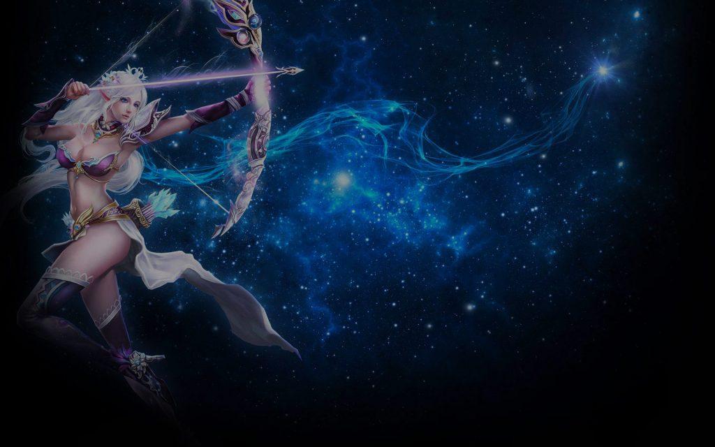 Sagittarius Goddess